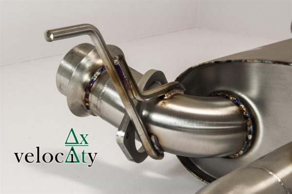 Aston Martin DB9/DBS Stainless X-Pipe Exhaust 'Sport' Sound Level