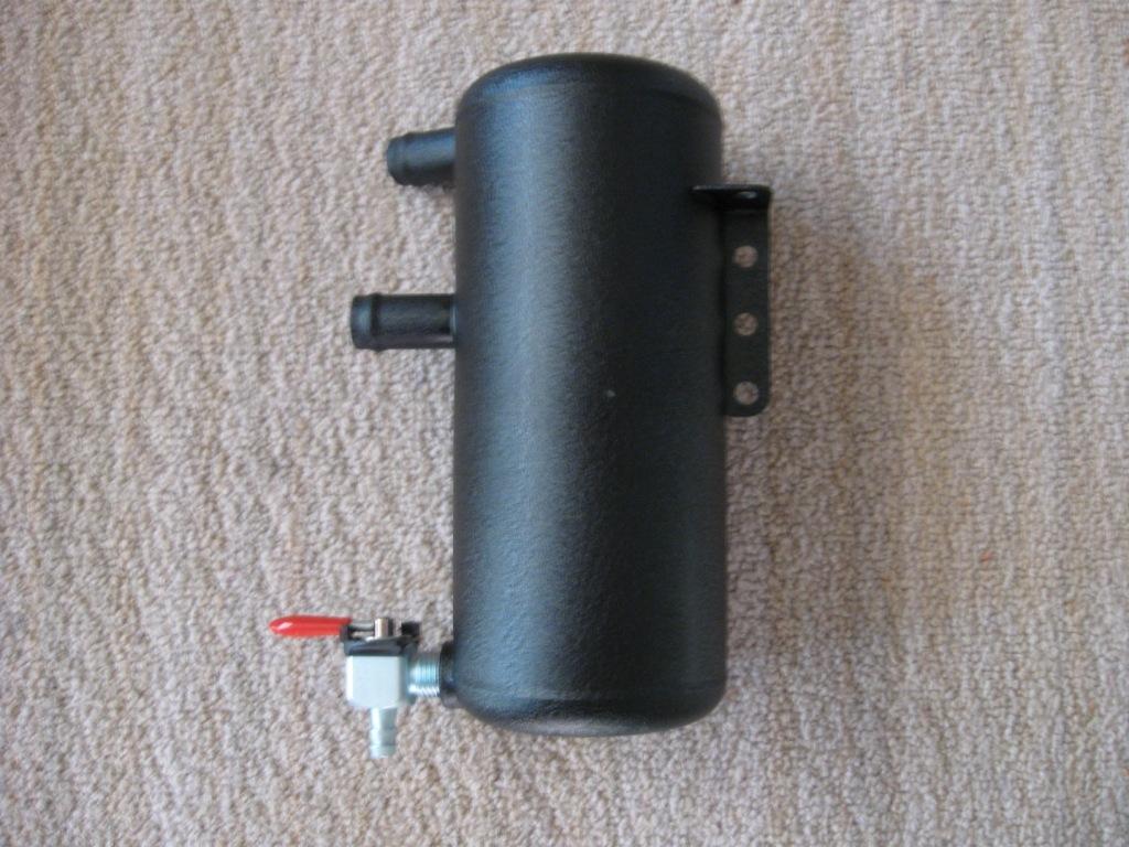 Aston Martin V8 Vantage Air/Oil Separator Catch-Can