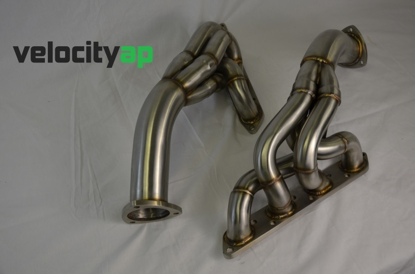 Aston Martin V8 Vantage Performance Exhaust Manifolds / Headers Inconel 625