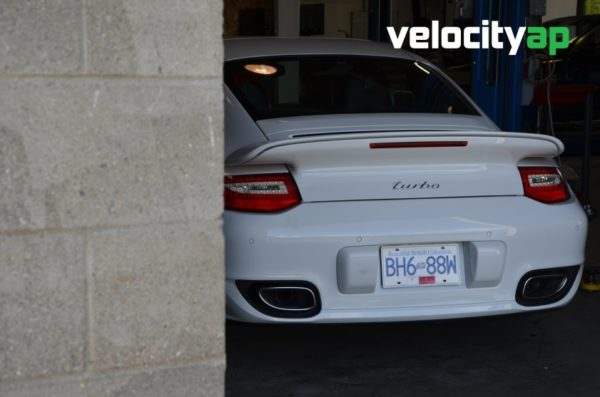 Porsche 997.2 X-Pipe Muffler Delete Exhaust