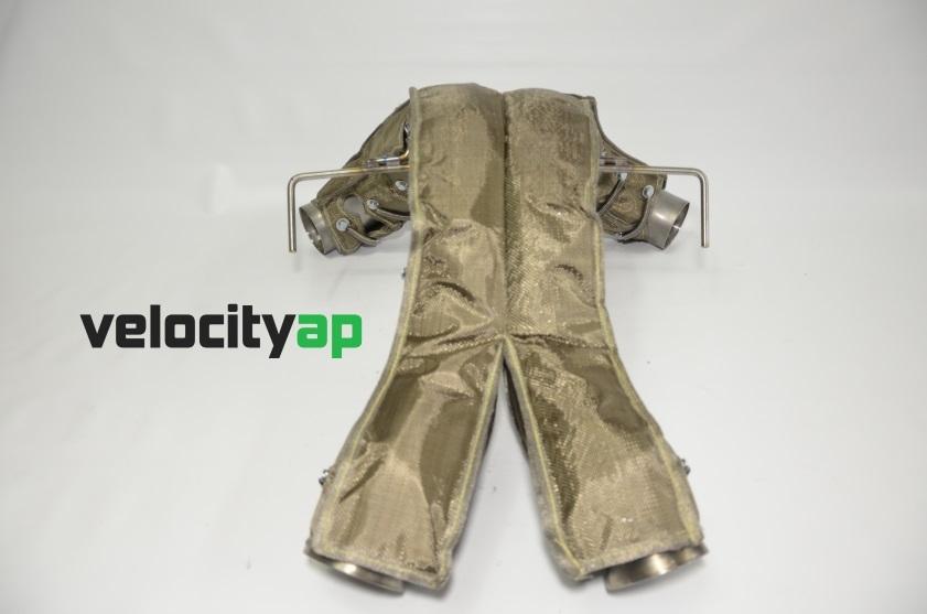 McLaren 570S XPipe Race Exhaust System