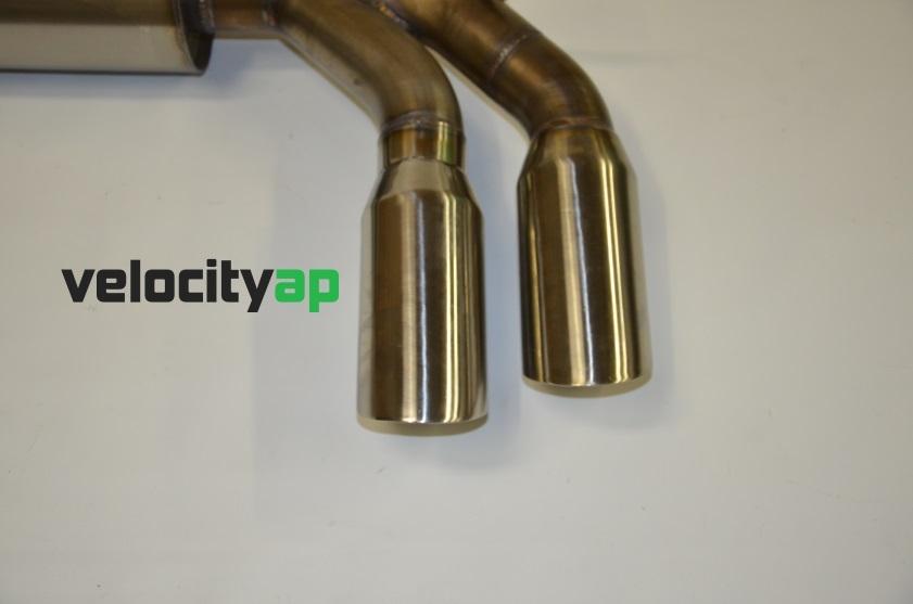 Jaguar F-Type V8S, V8R XPipe Exhaust 'Sport' Sound Level