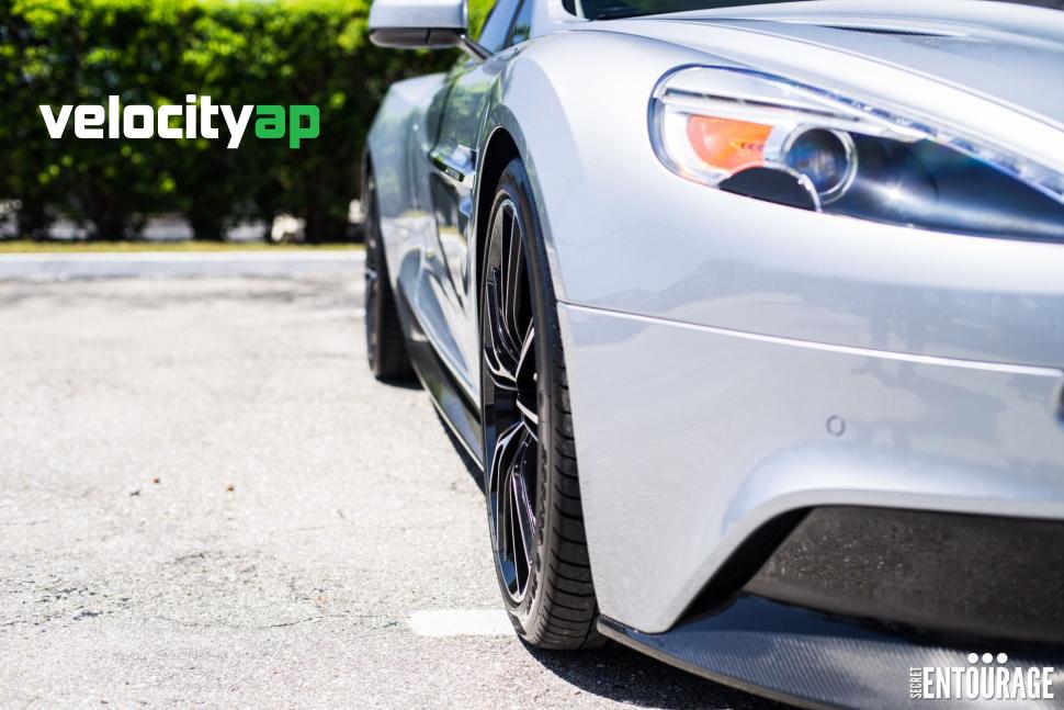Aston Martin Vanquish Progressive Taper Sport Lowering Springs