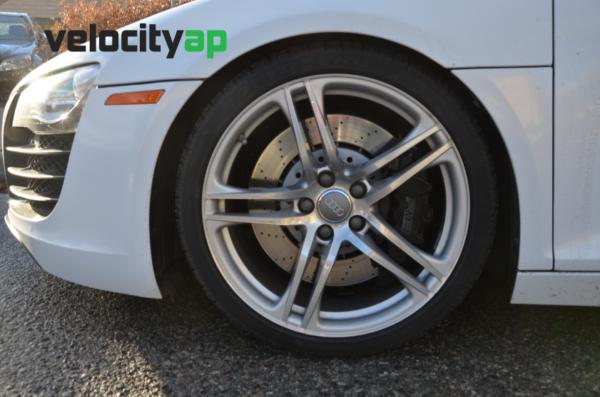 Audi R8 Progressive Rate Lowering Springs