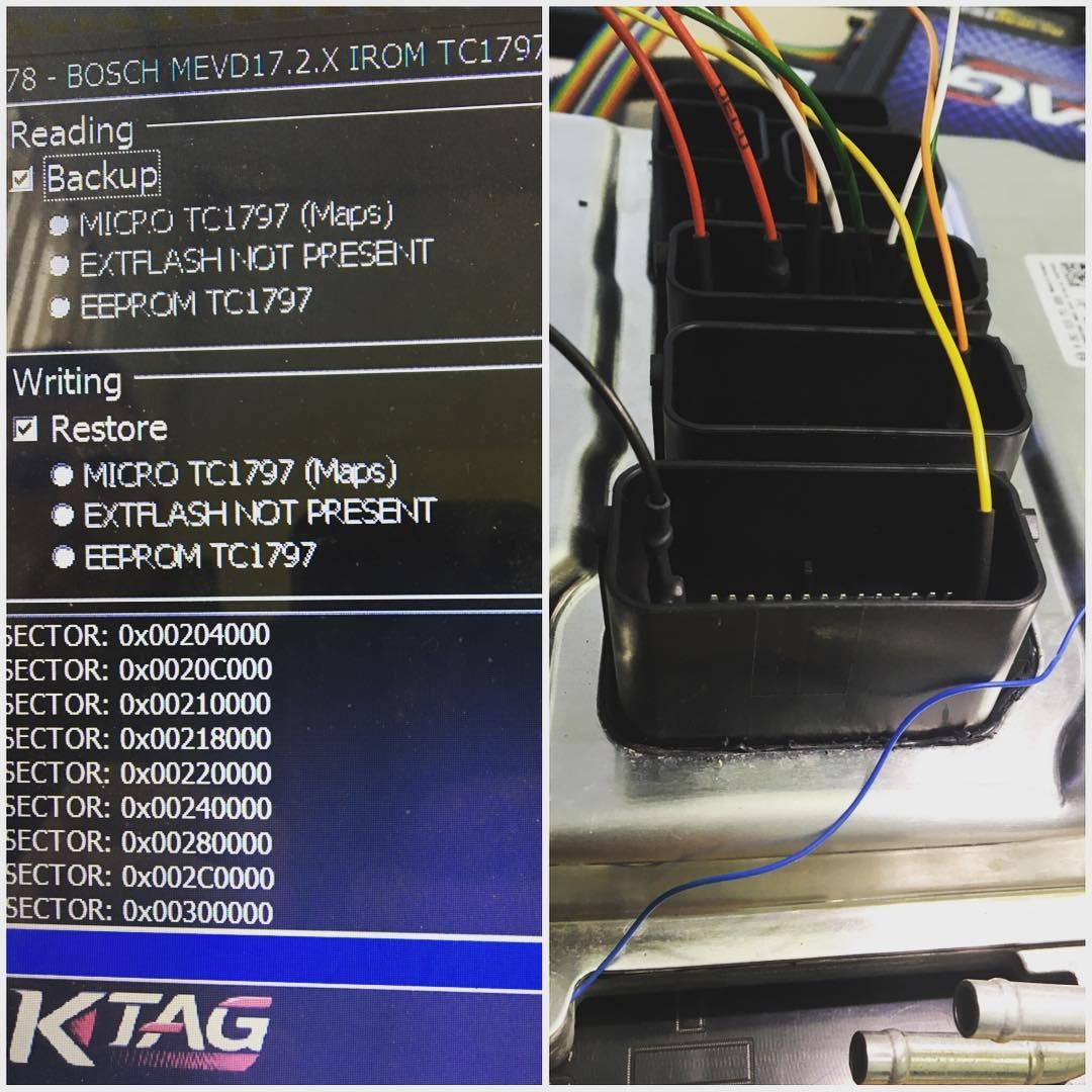 BMW M5 F10 & M6 F12 ECU Tuning