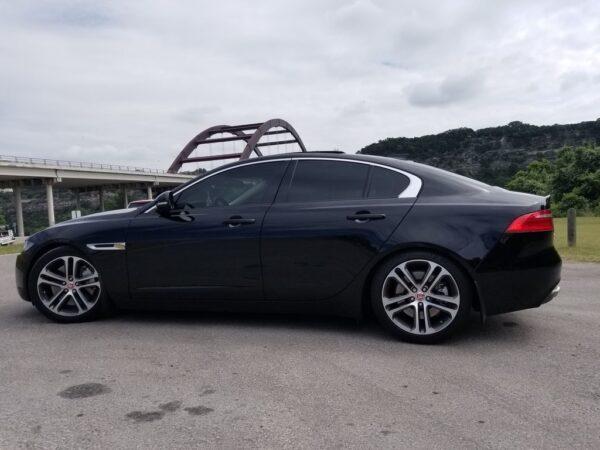Jaguar XE Progressive Rate Lowering Springs
