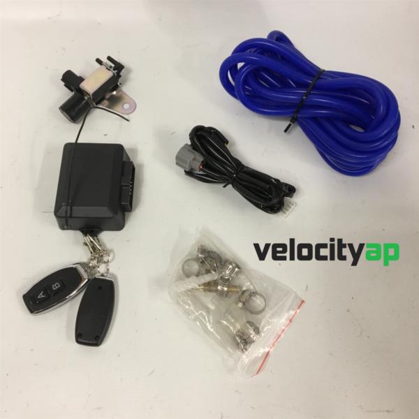 Exhaust Valve Remote Control Kit