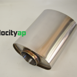 "Race Muffler 3"" Inlet Outlet 'Sport' Sound Level"