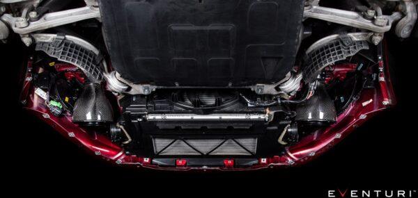 Jaguar F-Type Eventuri Intake Carbon Fiber Intake System