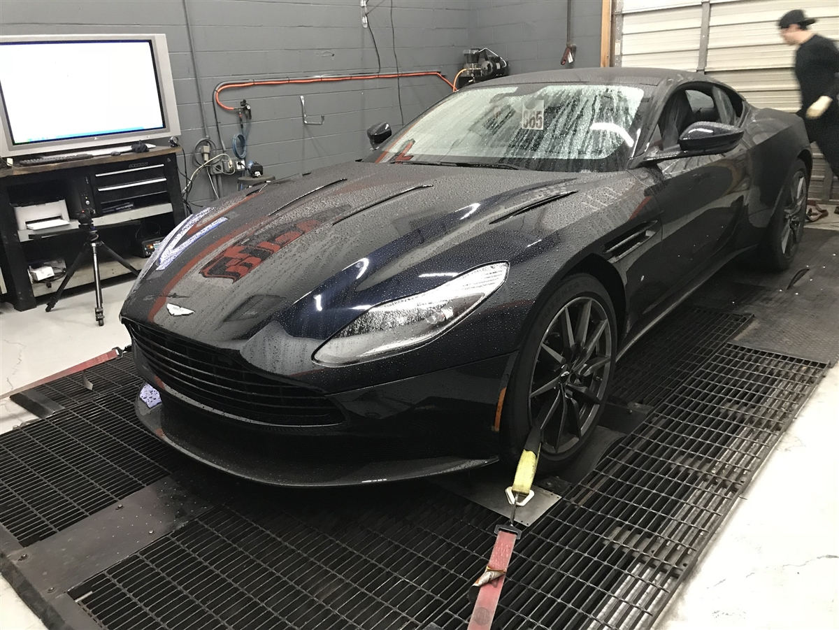 Aston Martin DB11 ECU Tuning