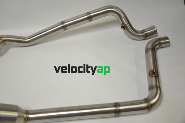 Range Rover Sport 200 Cell Sport Catalyst and Downpipe 2014-on
