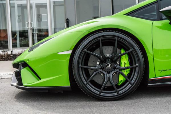 Lamborghini Huracan Progressive Rate Lowering Springs