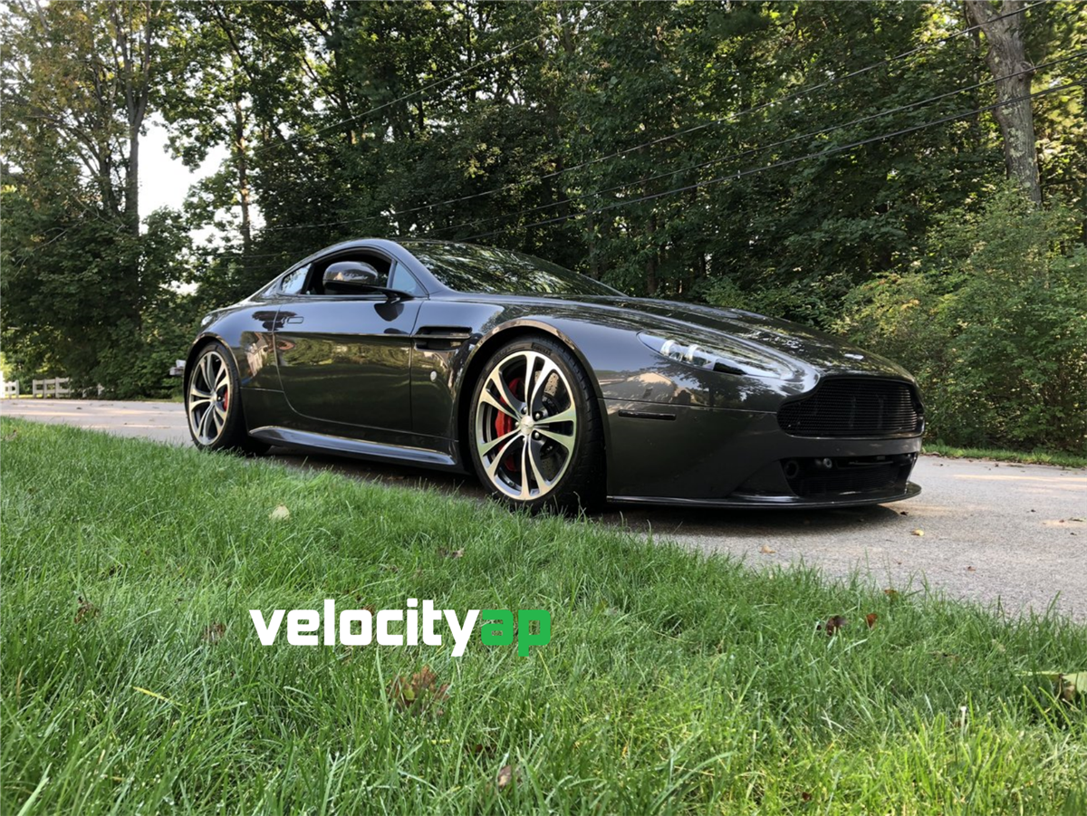 Aston Martin V12 Vantage Progressive Taper Sport Lowering Springs