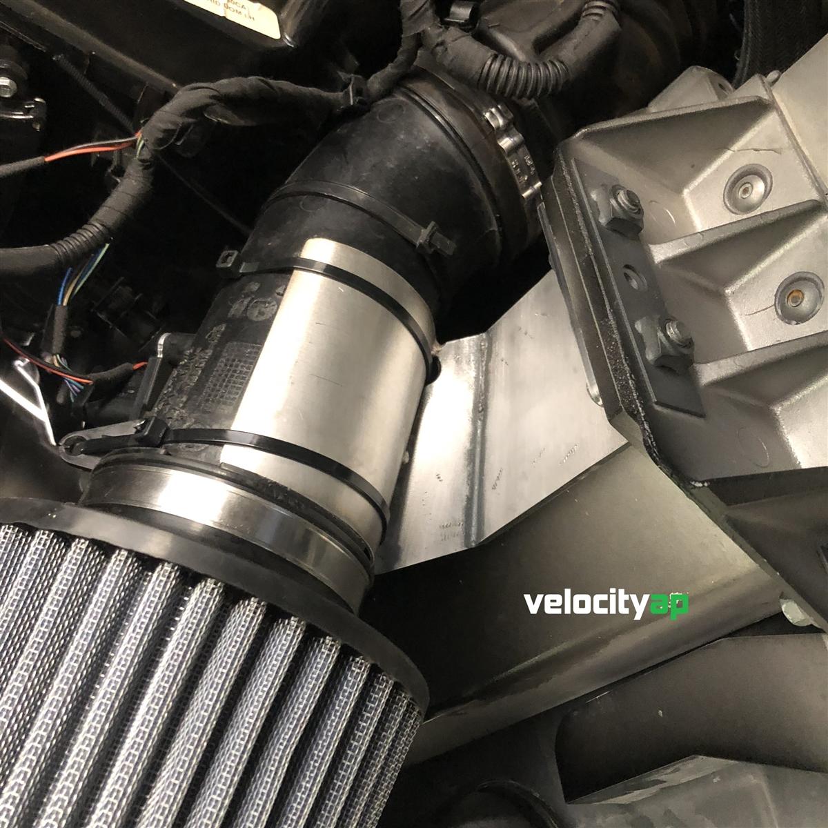 Aston Martin GT4 Airbox Delete Intake Kit