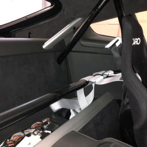 Aston Martin Vantage V8 & V12 4 Point Harness Bar Half Cage